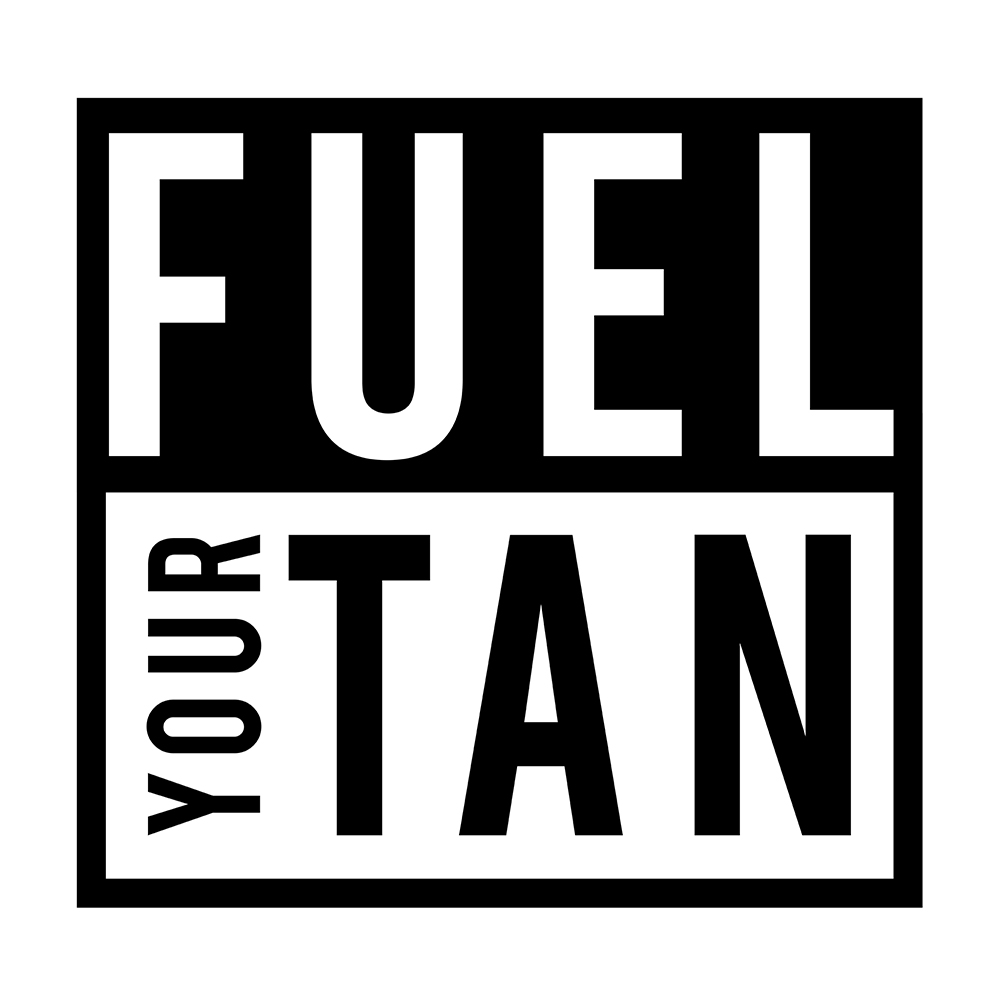 Fuel Your Tan Logo