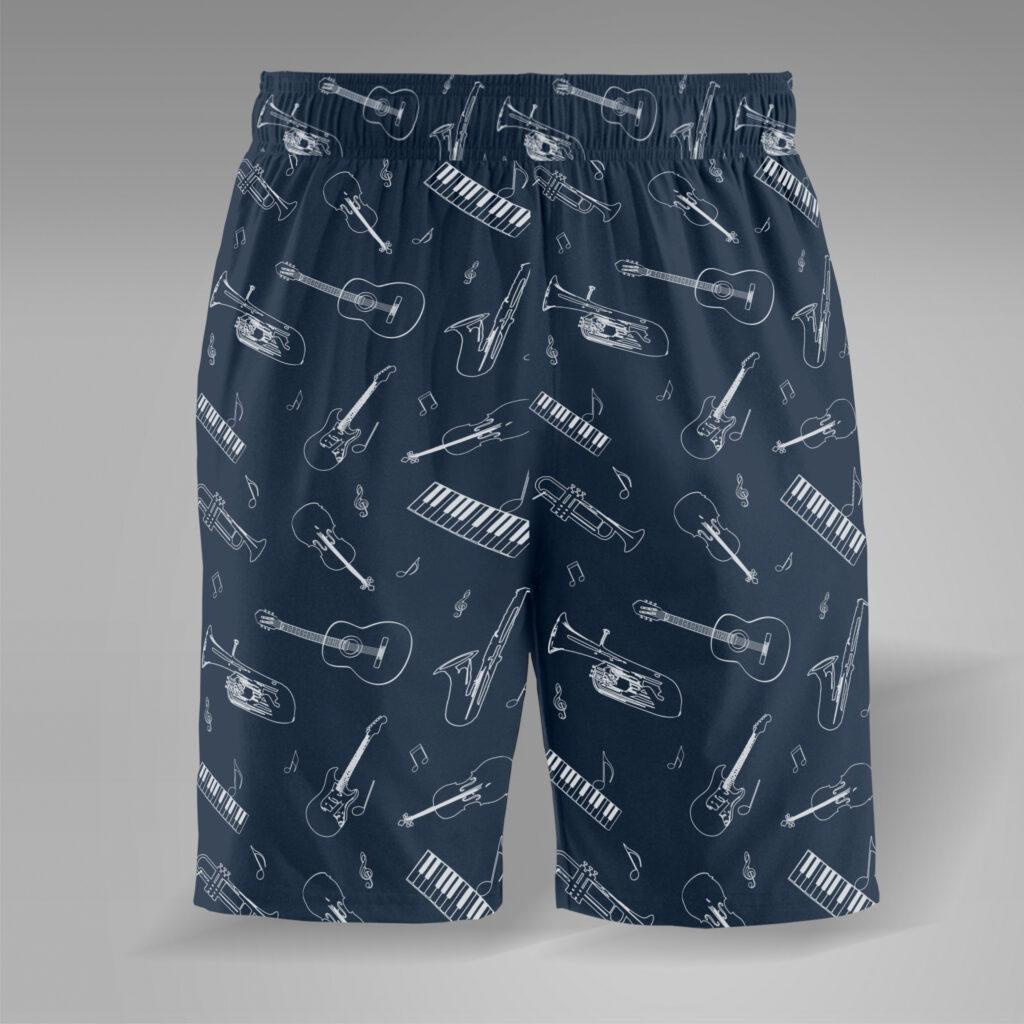 Realistic shorts PJ MUSIC