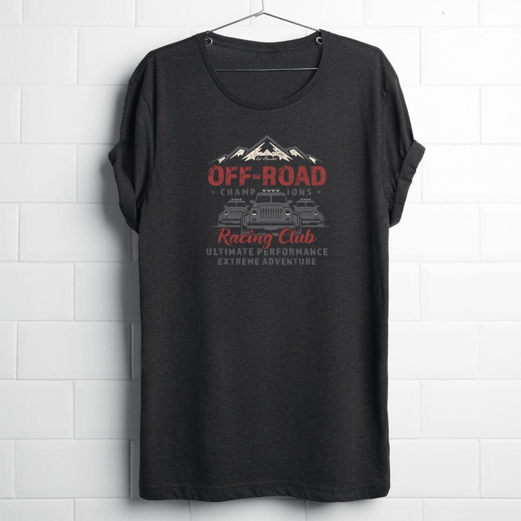 T-shirt OFF ROAD