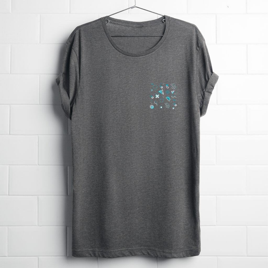 T-shirt PJ ABSTRACT
